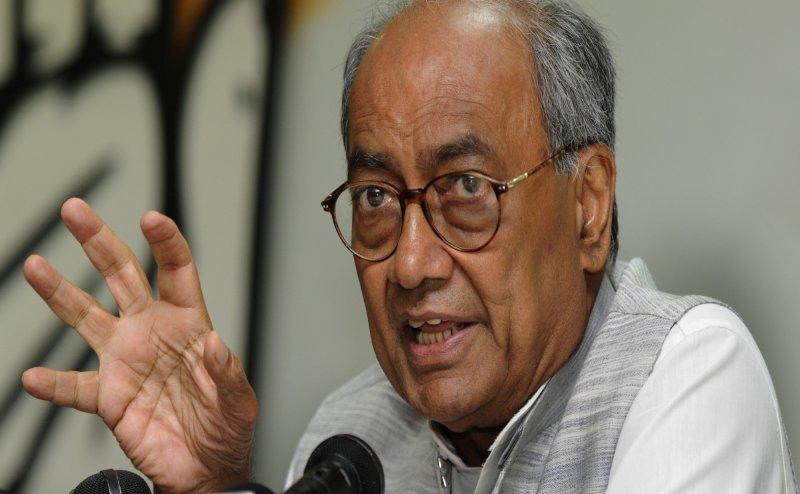 Mahatma Gandhi's ideology lost to that of his killer Nathuram Godse, says Digvijay singh on losing to Sadhvi Pragya
