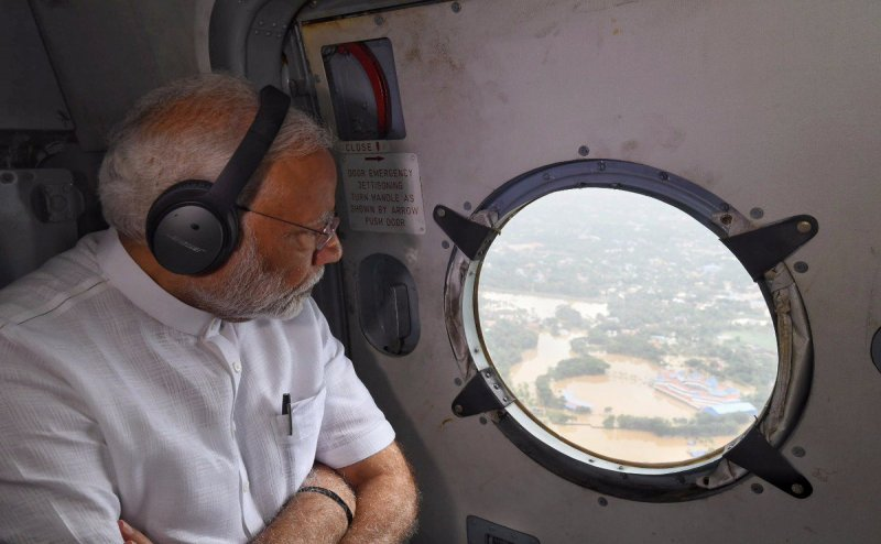 PM Modi to reach Odisha tommorow  to review cyclone Yaas affected areas