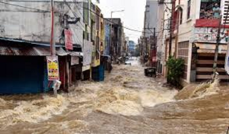 Film on Hyderabad floods to screened by RWAs for voters