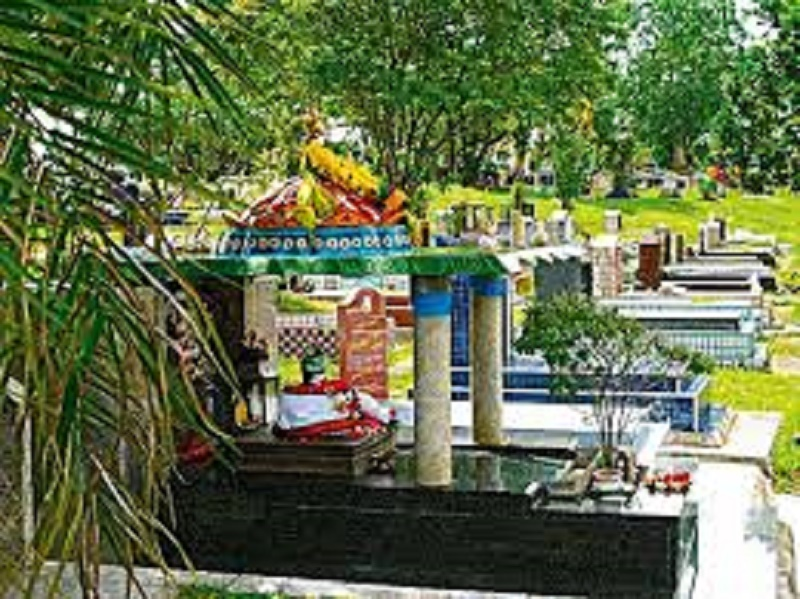 Nesapakkam burial ground in Chennai will remain closed for maintenance
