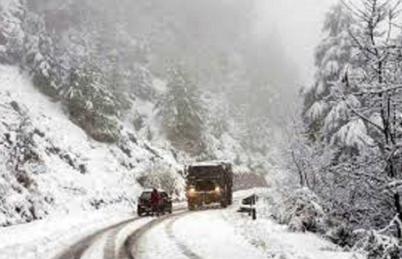 Heavy snowfall in J&K, Ladakh from Jan 22 to 24
