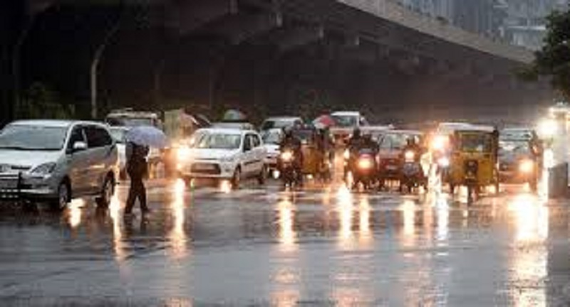 Cold wave back in Hyderabad after rainfall, temperature dips