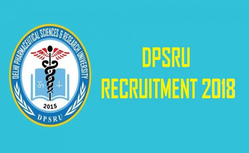 DPSRU Recruitment 2018: 76 vacancies out, Apply ASAP, only interview
