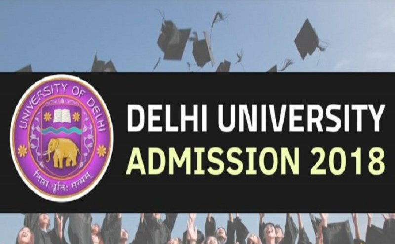 DU admissions 2018: Here's how you can amend your application form