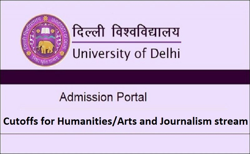 DU Admission 2018: Cutoffs for Humanities/Arts and Journalism stream