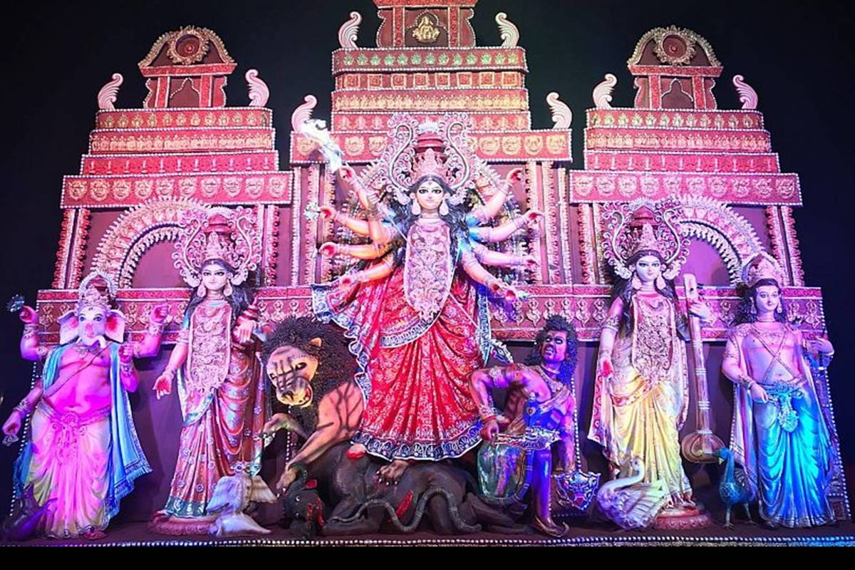 Drive-in concept to fight Covid crisis this Durga puja