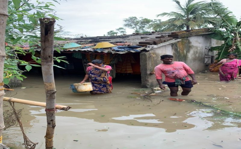 Odisha suffered a loss of Rs 610 crores due to Cyclone Yaas