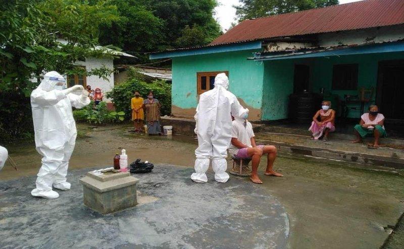 Meghalaya records surge in Covid fatalities, cumulative death toll crosses 1000 mark
