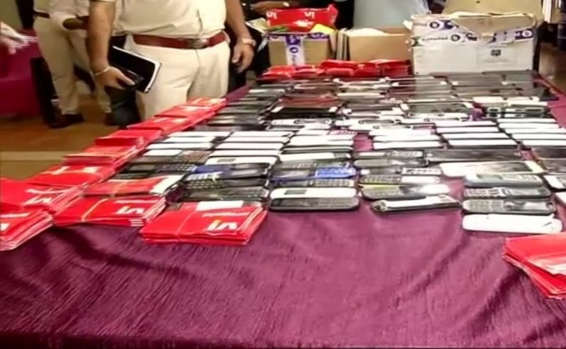 Cyber crime syndicate busted in Odisha`s Cuttack, Police arrests 7 seizes 16000 sims