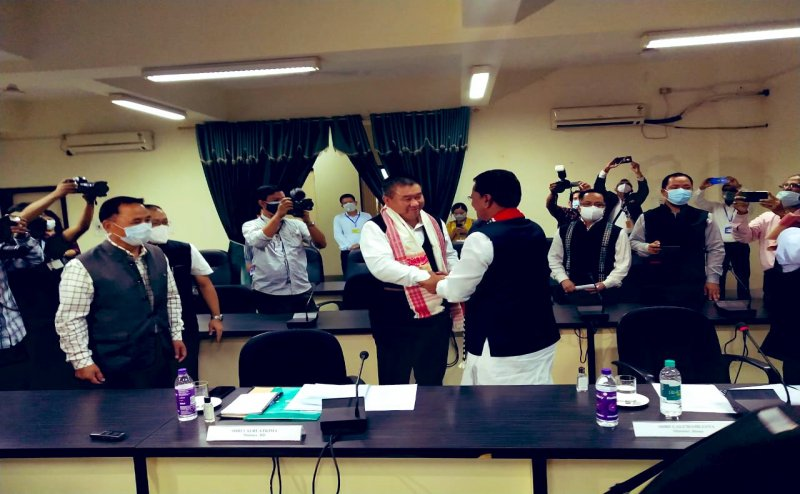 2 Assam ministers reach Aizawl for key meet on border dispute, both states agree to maintain peace