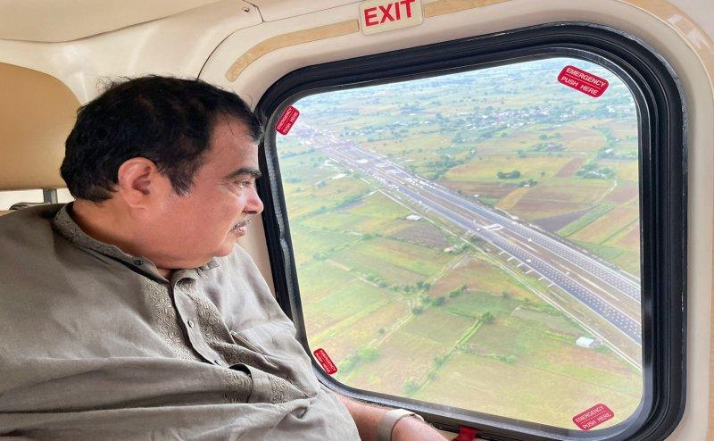 Mumbai to Delhi in 12 hours via Delhi-Mumbai expressway, Nitin Gadkari reviews progress
