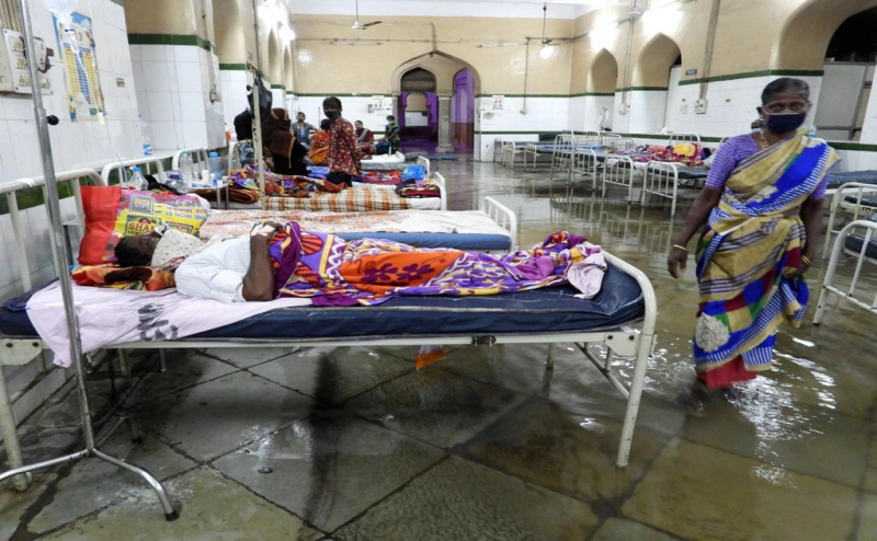 Coimbatore records all-time high 3944 fresh cases of Covid-19 on Sunday
