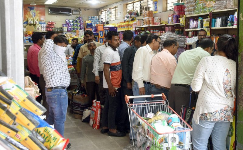 Vaccinated residents getting discounts on grocery purchase in Odisha's Ganjam district