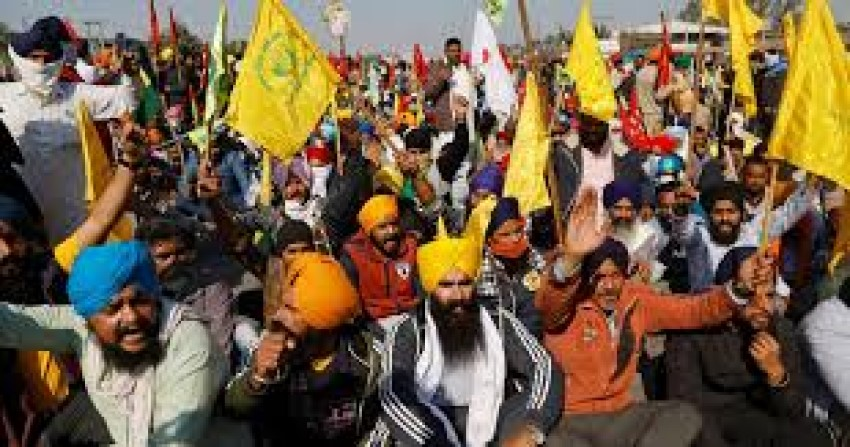 Kisan unions undeterred, to continue agitation