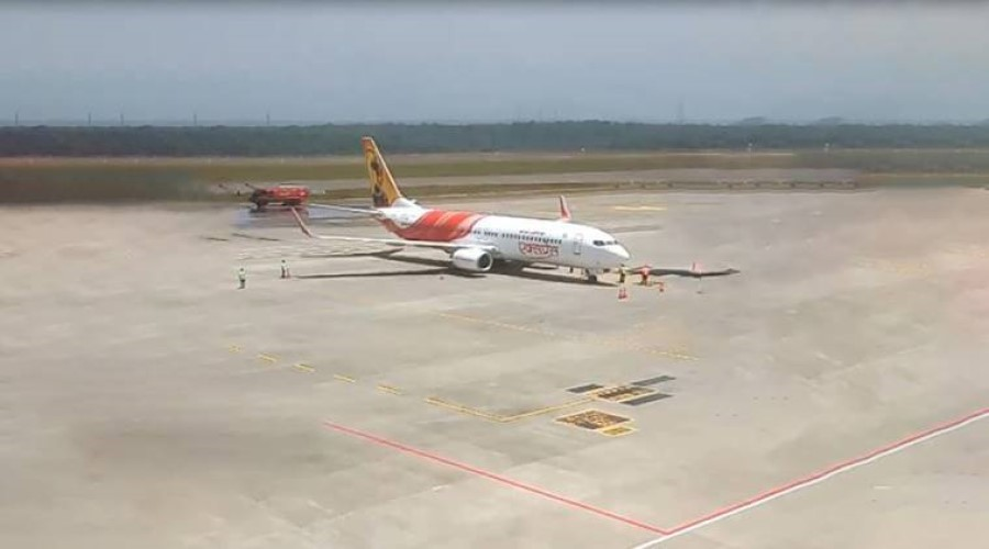 A new connecting flight start from Odisha to Assam via Bihar from May 1