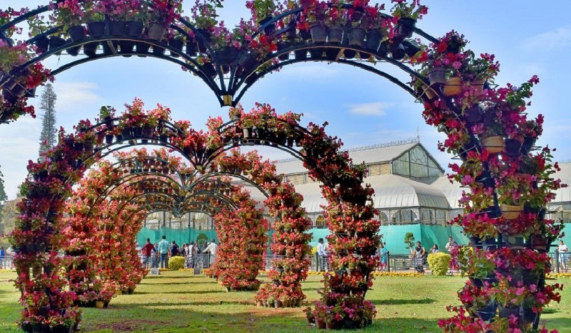 Flower show at Lalbagh on Republic Day postponed due to pandemic