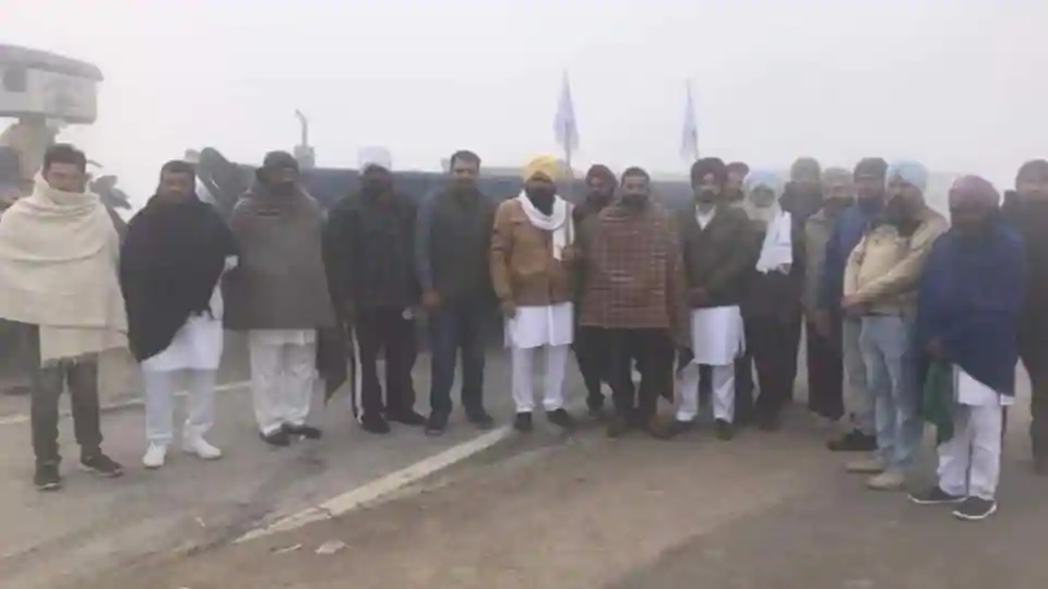 Protesting Haryana farmers throw open toll plaza gates on national and state highways