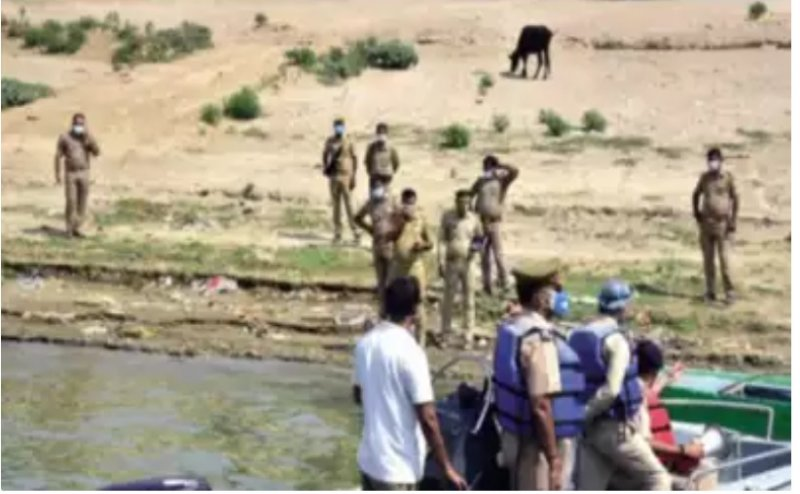 More bodies found in Ganga, 7 in Ramnagar, six in Chandauli