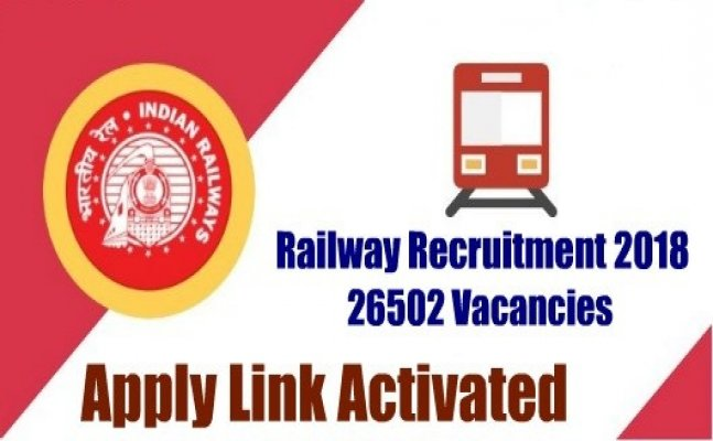 Massive Railway recruitment drive with 26,502 vacancies, know details