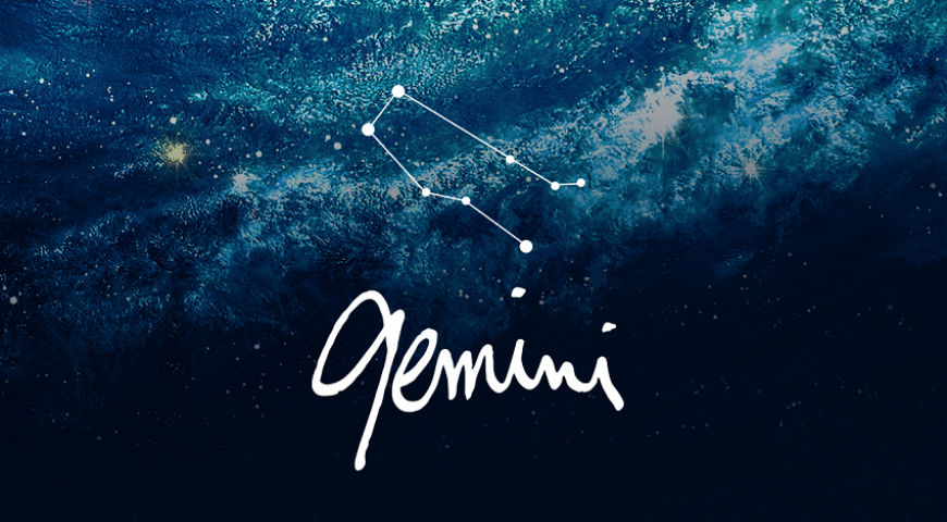 Gemini- The Twins (May 21-June 20)