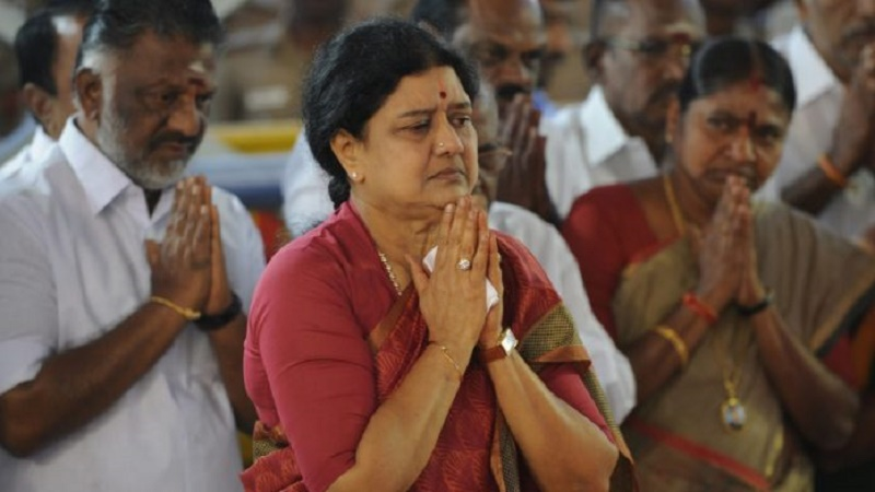 Sasikala applies for early release citing good conduct