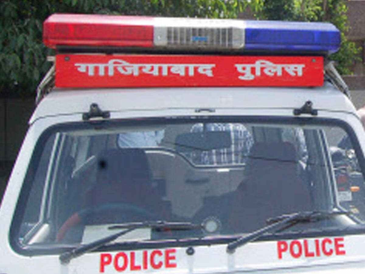 Gzb police lodge FIR over 'conversion' claims