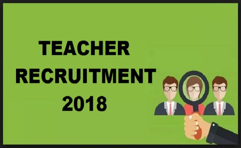 Teachers Recruitment 2018: 13,100+ vacancies for government teachers, apply ASAP
