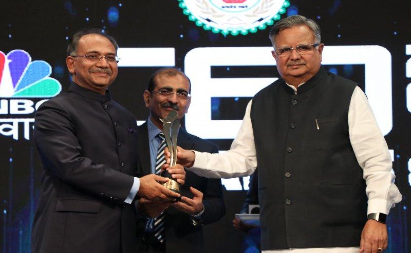 GNFC honoured by Chhattisgarh CM for 'Outstanding Growth'