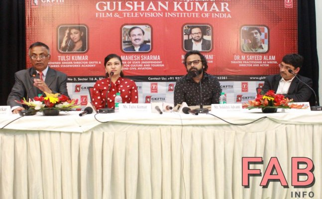 Gulshan Kumar Film & Television Institute of India comes up in Noida