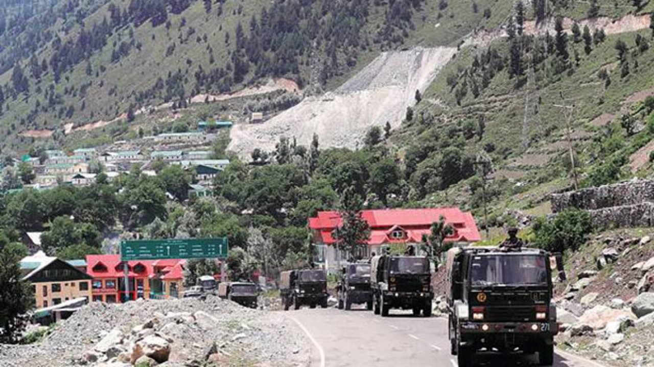 No buffer zone on LAC, only suspended patrolling to avoid flareup on border