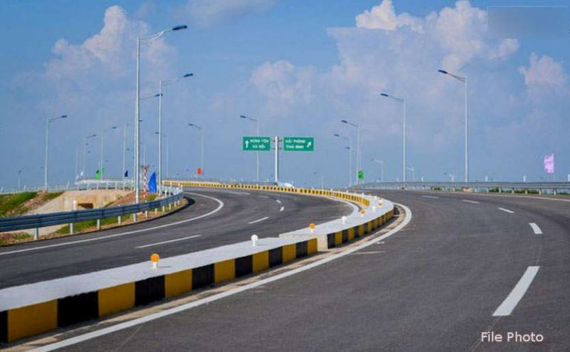 Greenfield Highway work commenced in Andhra Pradesh, Distance reduced between Vizag and Hyderabad