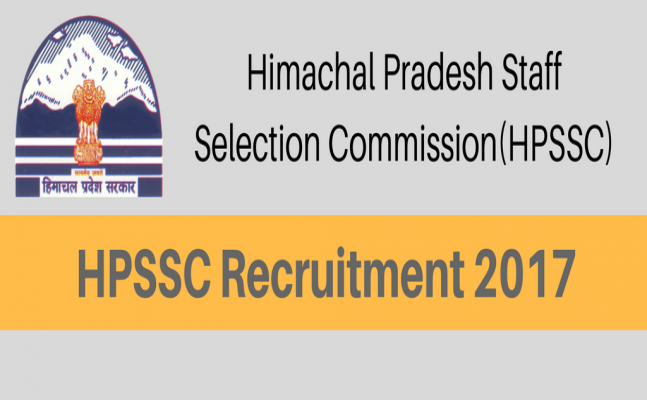Himachal Pradesh Staff Selection Commission to open 3000 job opportunities