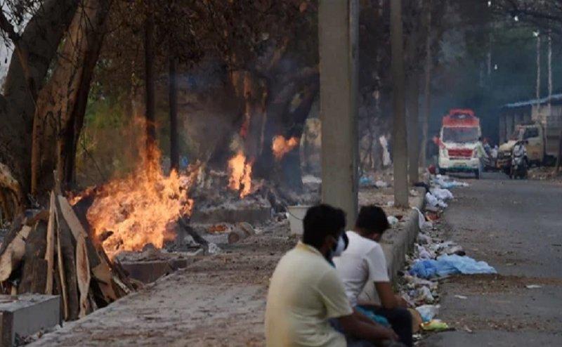 Ghaziabad: Urns left unattended at Hindon crematorium, volunteers step in