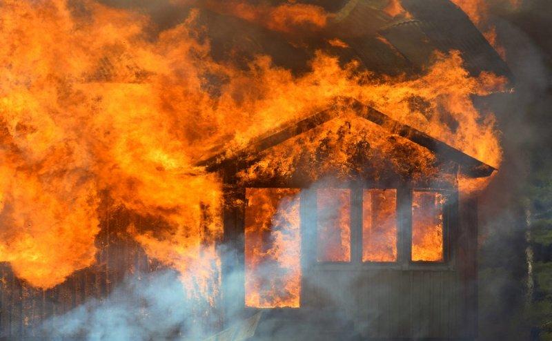 House Fire In Madhya Pradesh, 2 Among 3 Killed