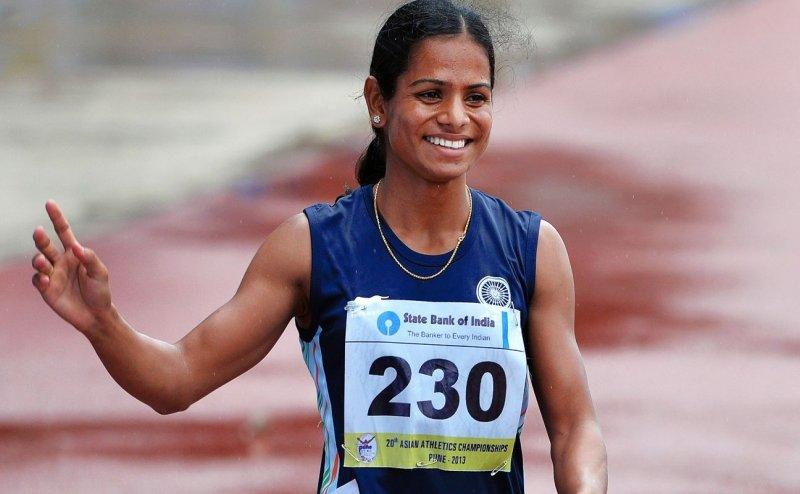 Champion sprinter Dutee Chand  reveals her same-sex relationship