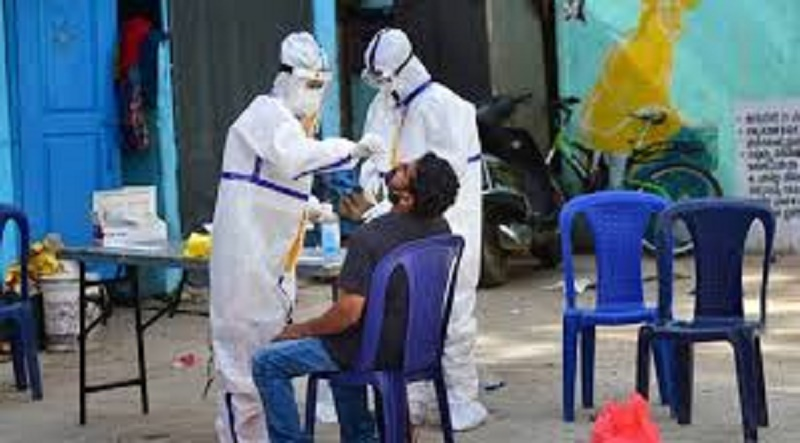 Karnataka reports 830 fresh COVID cases | BENGALURU NYOOOZ