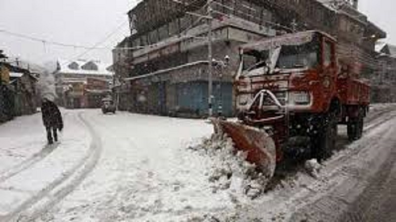 Drass freezes at -27.1°C; cold wave across J&K