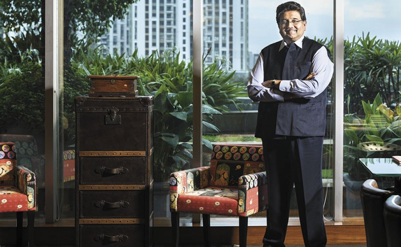 Harshavardhan Neotia`s journey from refusing family business to creating Ambuja Realty