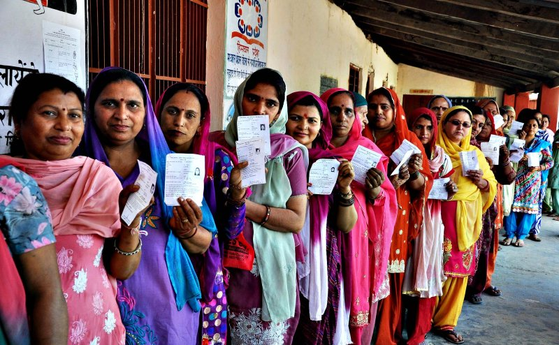 Lok Sabha Election 2019 Phase 7: 60.17% voter turnout recorded till 5 pm
