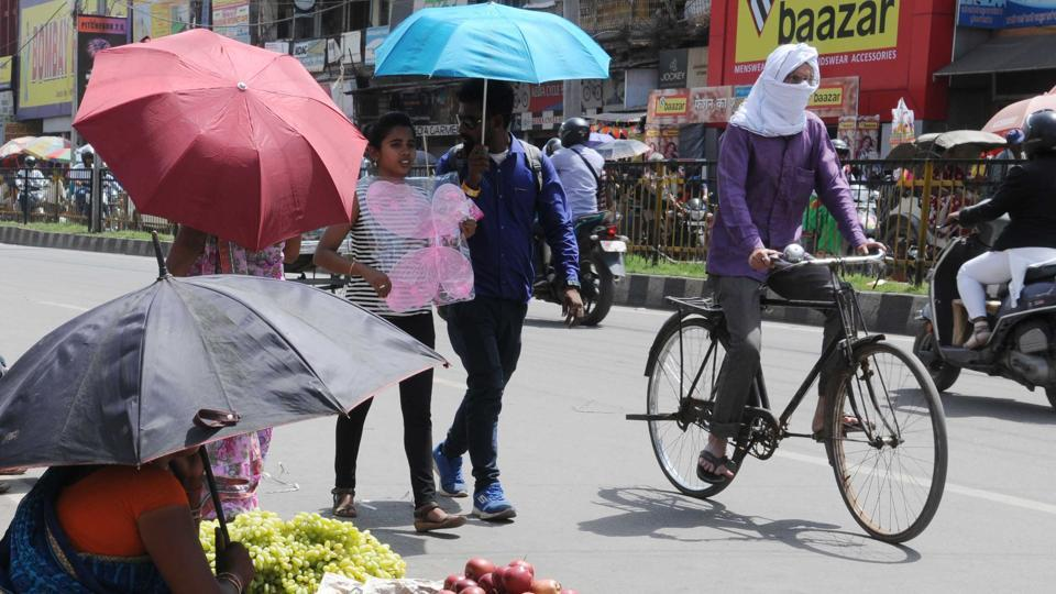 Bhubaneswar sizzles at 44.6 deg C, records hottest day in march since 1948