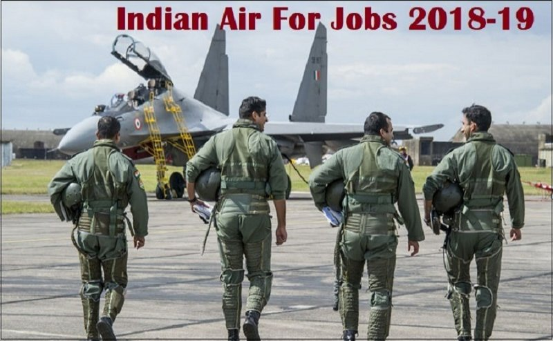 Indian Air Force Recruitment 2018: 182 vacancies out, Apply from 16th June