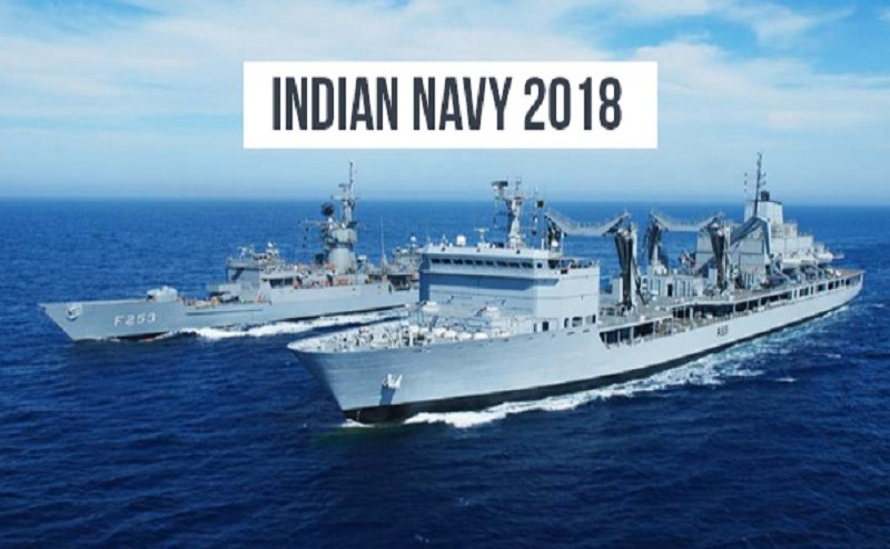 Indian Navy Recruitment 2018: Check details here and apply ASAP
