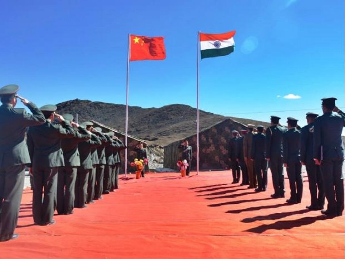 Indo-China Faceoff:: Pangong, Depsang on table as Corps Commanders meet today