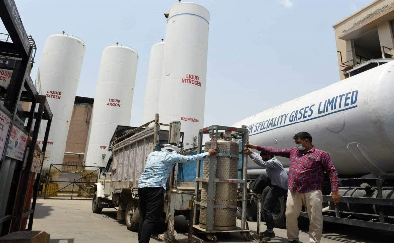 Meghalaya Buckle Up Against Covid, Sets Oxygen Generation Plant, Japan Govt Supports