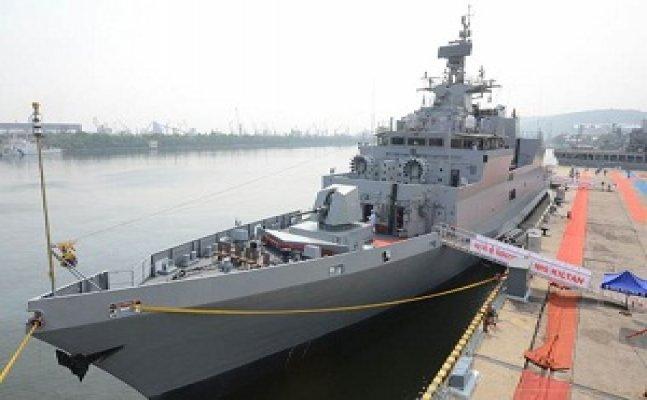 Anti Submarine warship INS Kiltan joins naval fleet