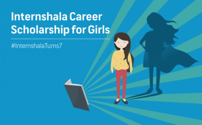 Internshala Career Scholarship for Girls 2018: Know details