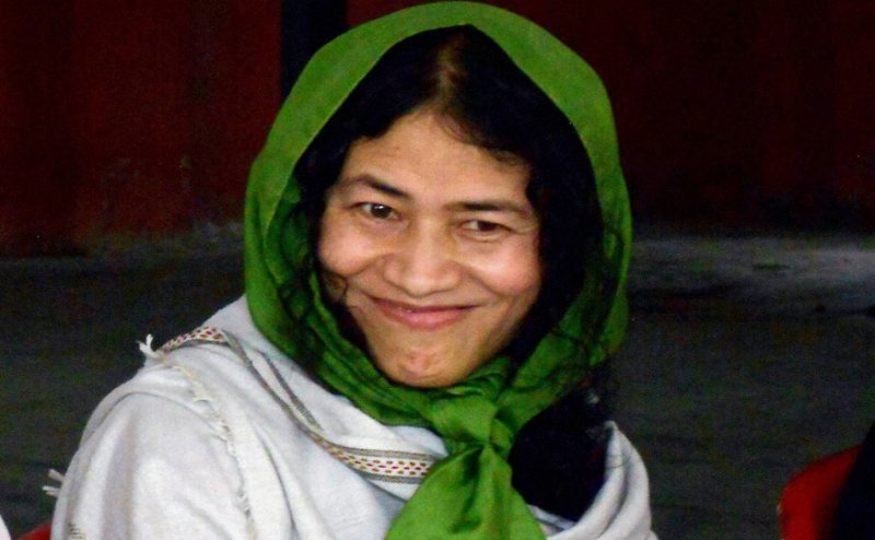 Irom Sharmila, the `Iron Lady of Manipur` gives birth to twins on Mother`s Day
