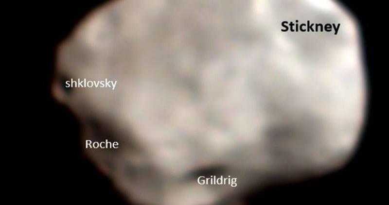 ISRO releases image of Mars' biggest moon Phobos