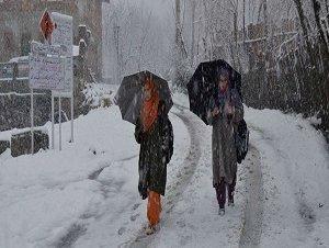 Jammu-Srinagar Highway shuts down as heavy snow lashes Kashmir, Himachal