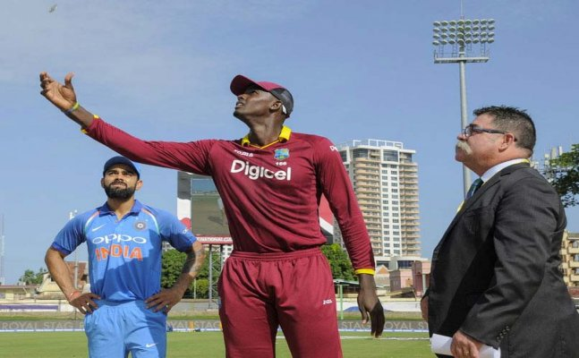 India vs West Indies: India crush Windies, wins the series 3-1